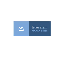 Jerusalem Nano Bible Logo