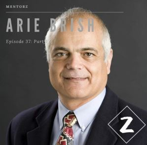 Ava Wettrick Interviews Best Selling Author Arie Brish